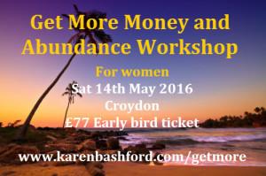 Get more workshop